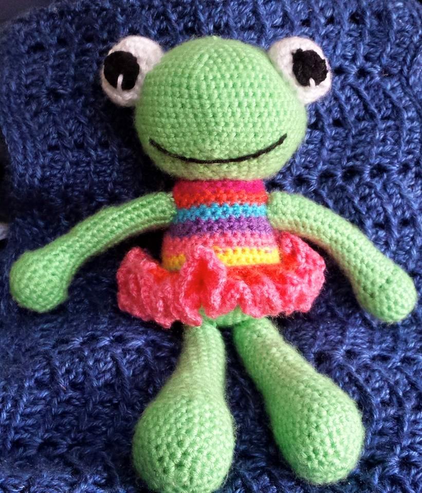Crochet frog amigurumi update blue chicken and a hook frog amigurumi3 frog amigurumi2 bankloansurffo Gallery