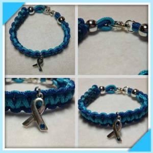 Hydrocephalus awareness, hydrocephalus, bracelet, hat, crochet,