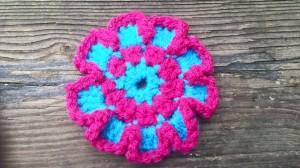 Crochet flower, flower, crochet