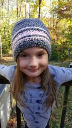 Star Stitch crochet pattern, pattern, crochet hat, toddler hat, crochet pattern hat, free hat pattern, crochet girls hat